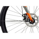 Viking Urban-X Hybrid Gents 21sp Aluminium Trekking Bike 700c Wheel
