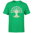 Magic The Gathering Selesnya Symbol Men's T-Shirt - Kelly Green