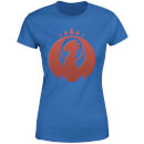 Magic The Gathering Izzet Symbol Women's T-Shirt - Royal Blue