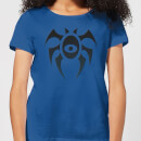 T-Shirt Femme Symbole de Dimir - Magic The Gathering - Bleu Roi