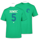 Magic The Gathering Simic Sports Men's T-Shirt - Kelly Green