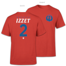 Magic The Gathering Izzet Sports Men's T-Shirt - Red