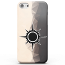 Magic The Gathering Orzhov Fractal Phone Case for iPhone and Android