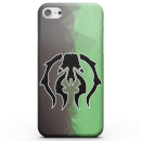 Magic The Gathering Golgari Fractal Phone Case for iPhone and Android