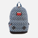 Superdry Men's Motto Montana Backpack - Dark Navy