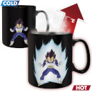 Dragon Ball Heat Change Mug (Vegeta)