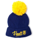 Fallout Men's Vault 76 Bobble Beanie - Navy