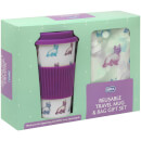 RSPCA Dogs Travel Mug and Shopper Bag Gift Set