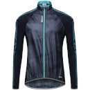 Santini Fine Windbreaker Jacket - Nautica Blue