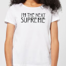 American Horror Story The Next Supreme Women's T-Shirt - White