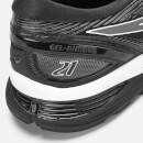 Asics Men's Running Gel-Nimbus 21 Trainers - Black/Dark Grey