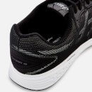 Asics Men's Running Patriot 10 Trainers - Black/Steel White