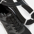 Asics Men's Running Gel-Exalt 5 Trainers - Black/Black