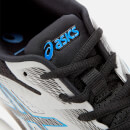Asics Men's Running Gel-Excite 6 Trainers - Mid Grey/Electric Blue