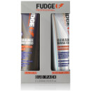 Fudge Clean Blonde Damage Rewind Shampoo and Conditioner Duo Gift Pack (Worth £29.90)
