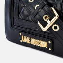 Love Moschino Women's Quilted Detail Bag - Black