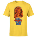 Chucky Out Of The Box Men's T-Shirt - Yellow
