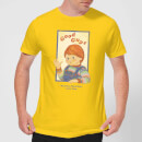 Chucky Good Guys Retro Men's T-Shirt - Yellow
