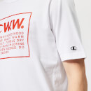 Champion X WOOD WOOD Men's Rick T-Shirt - White