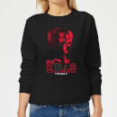 Chucky Love Kills Women's Sweatshirt - Black
