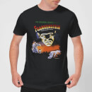 Universal Monsters Frankenstein Vintage Poster Men's T-Shirt - Black