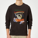 Universal Monsters Frankenstein Vintage Poster Sweatshirt - Black