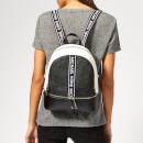 MICHAEL MICHAEL KORS Women's Rhea Zip Backpack - Black/White