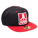 Atari Logo Badge Snapback - Black