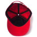 Marvel Deadpool Men's Eyes Dad Cap - Red