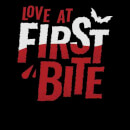 Love At First Bite Men's T-Shirt - Black
