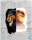 Exclusivité Zavvi: Steelbook Le Roi Lion 4K Ultra HD (Blu-ray Inclus)