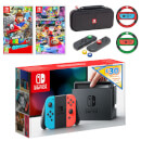 Nintendo Switch Mega Mario Pack + £30 eShop Credit