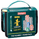 Waddingtons Number 1 Playing Cards - Poker Travel Set Edition