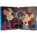 Basil The Great Mouse Detective - Zavvi Exclusive Limited Edition Steelbook (The Disney Collection #26)