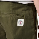 Tommy Jeans Men's Turn Up Chinos - Forest Night