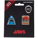 Jaws Limited Edition Pin Badge Set