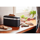 KitchenAid 5KMT3115BBM 2 Slot Design Toaster - Matte Black
