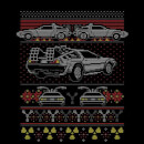 Back To The Future Back In Time for Christmas Women's T-Shirt - Black