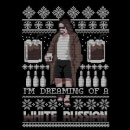 The Big Lebowski I'm Dreaming Of A White Russian Men's T-Shirt - Black
