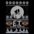 E.T. the Extra-Terrestrial Christmas Women's Sweatshirt - Black