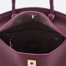 Furla Women's My Piper Small Top Handle Bag - Purple