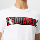 Dsquared2 Men's Box Print T-Shirt - White