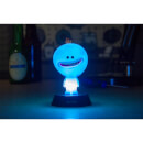 Rick and Morty Mr Meeseeks Icon Light