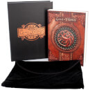 Game of Thrones - Fire and Blood Tagebuch in einer Box