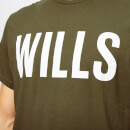 Jack Wills Men's Wentworth Graphic T-Shirt - Olive
