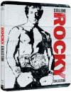 Rocky 1-6 -Zavvi Exclusive Limited Edition Steelbook