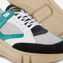 Buscemi Men's Veloce Trainers - Black/Green