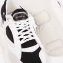 Buscemi Men's Veloce Trainers - White/Black
