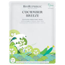 BioRepublic SkinCare Cucumber Breeze Soothing Sheet Mask
