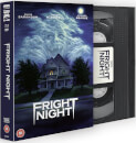 Fright Night Zavvi Exclusive VHS Limited Edition Dual Format (Includes Blu-ray & DVD)